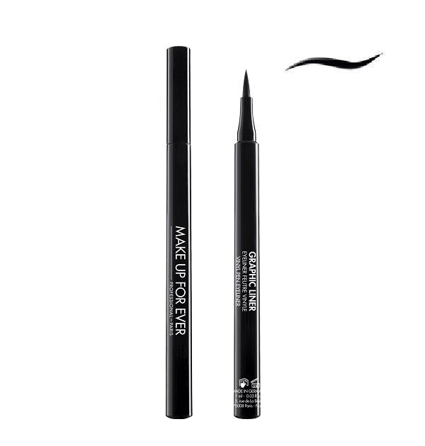 Akių kontūro apvadas Make Up For Ever Graphic Liner 1ml