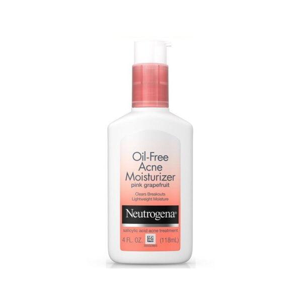 Drėkinamasis veido odos kremas Neutrogena Pink Grapefruit