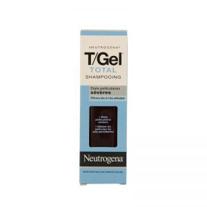Šampūnas nuo pleiskanų Neutrogena T/Gel Total 125ml