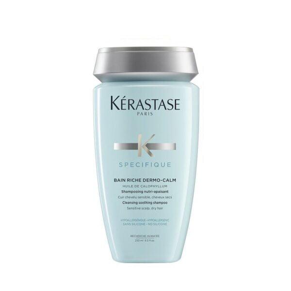 Šampūnas sausiems plaukams, jautriai odai Kerastase Dermo-Calm 250ml