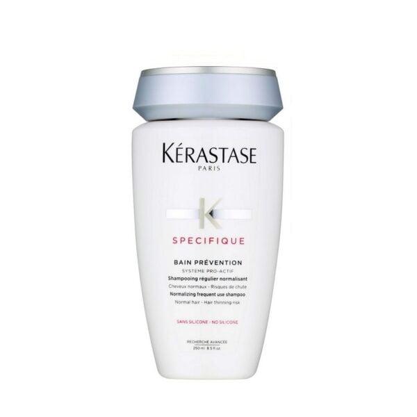 Šampūnas mažinantis sezoninį plaukų slinkimą Kerastase Specifique
