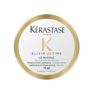 Kaukė plaukams Kerastase Elixir Ultime 75ml kelionėms Travel Size