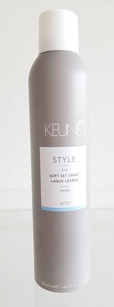 Plaukų lakas lengvos fiksacijos Keune Style Soft Set 300ml