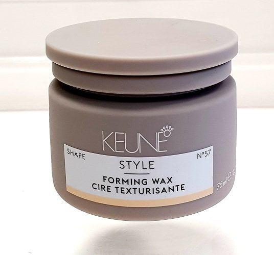 Plaukų vaškas vidutinės fiksacijos Keune Style Forming