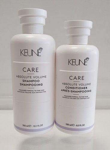 Rinkinys plaukų apimčiai didinti Keune Care Duo