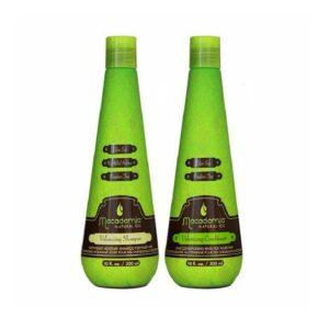 Rinkinys plaukų apimčiai didinti Macadamia Duo