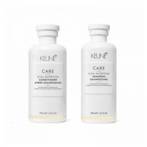 Rinkinys sausiems plaukams Keune Care Duo