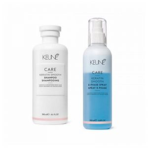 Rinkinys su keratinu Keune Care Duo (300ml + 200ml)