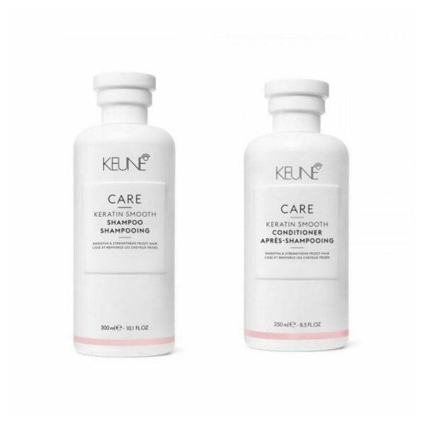 Rinkinys su keratinu Keune Care Duo