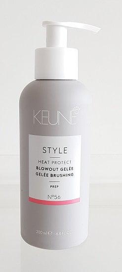 Žėlė plaukų džiovinimui ir apimčiai Keune Style Blowout 200ml