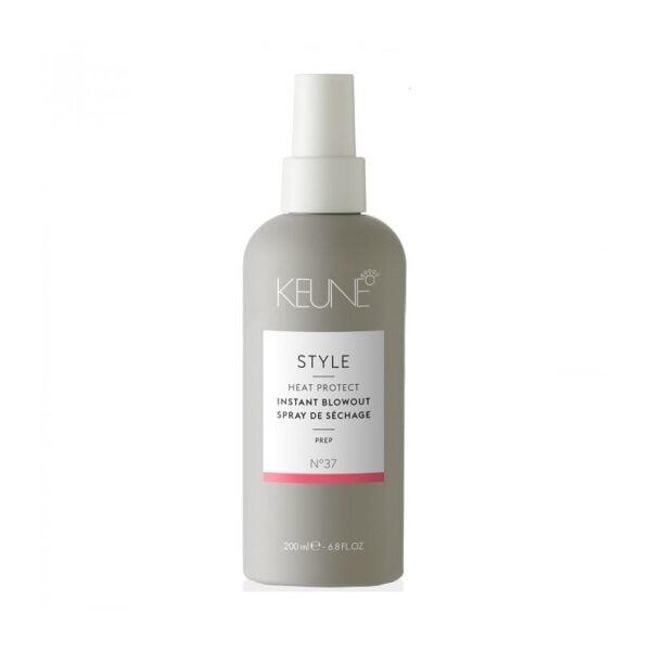 Dvifazis purškiklis plaukų džiovinimui Keune Style Instant