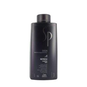 Vyriškas šampūnas plaukams ir kūnui Wella SP Refresh 1L