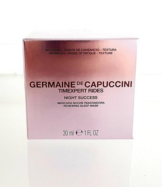 Atkuriamoji veido odos kaukė nakčiai Germaine de Capuccini 30ml