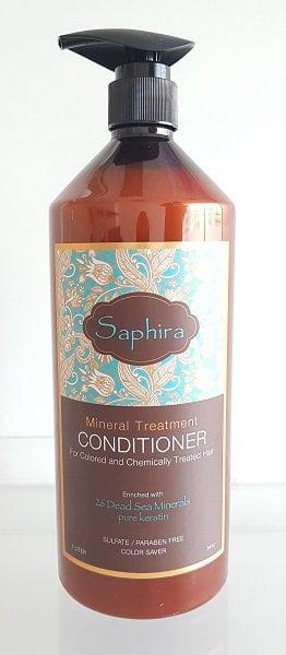 Atstatomasis kondicionierius su keratinu Saphira 1L