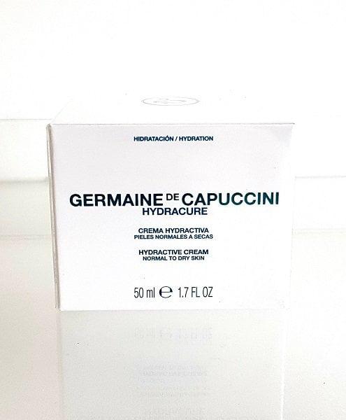 Drėkinamasis kremas sausai veido odai Germaine de Capuccini Hydracure 50ml