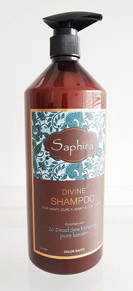 Drėkinamasis šampūnas Saphira 1L