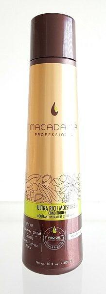 Kondicionierius pažeistiems plaukams Macadamia Ultra Rich 300ml