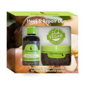 Rinkinys plaukų priežiūrai Macadamia Natural Oil Duo