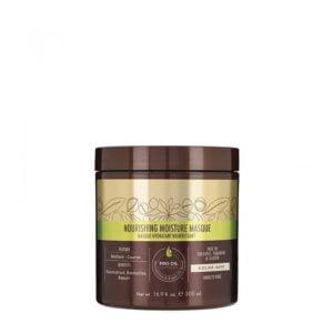 Maitinanti kaukė sausiems plaukams Macadamia 500ml