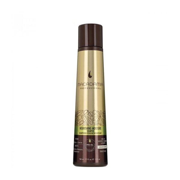 Šampūnas maitinantis plaukus Macadamia 100ml