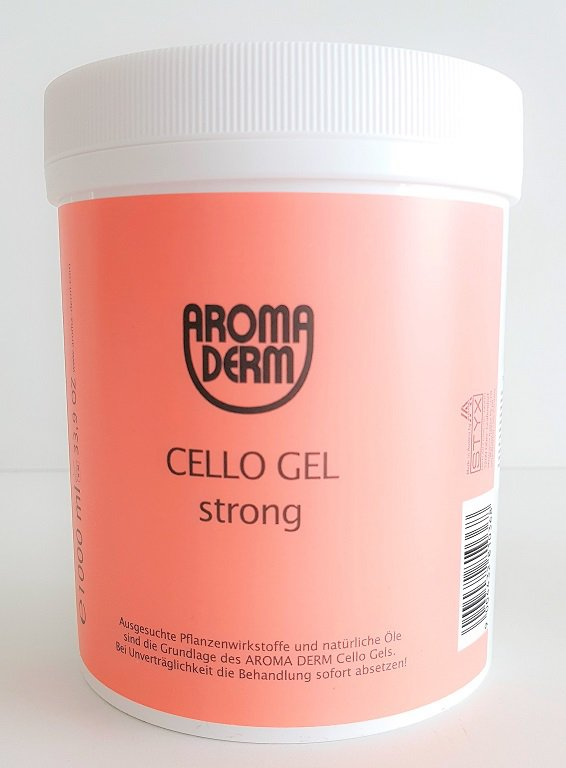 Anticeliulitinis Cello gelis STYX stiprus 1000ml