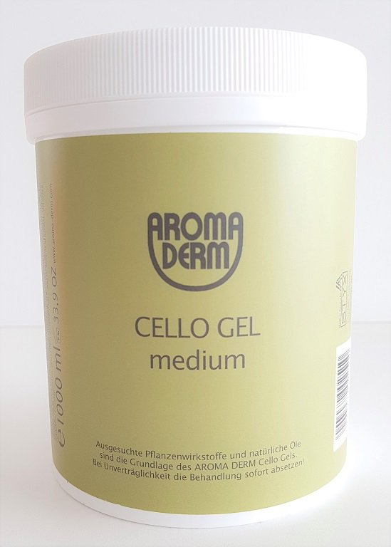 Anticeliulitinis Cello gelis STYX vidutinio stiprumo 1000ml