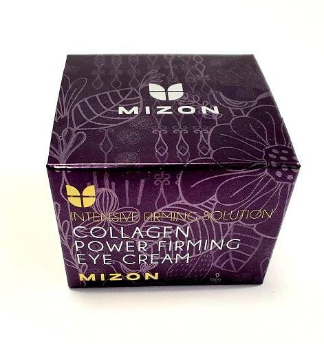 Stangrinantis paakių kremas su kolagenu Mizon