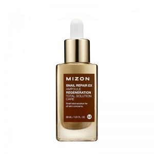 Koncentruotas veido serumas su sraigių ekstraktu Mizon