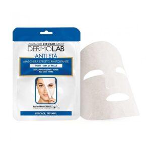 Stangrinanti lakštinė veido kaukė Dermolab 1 vnt.