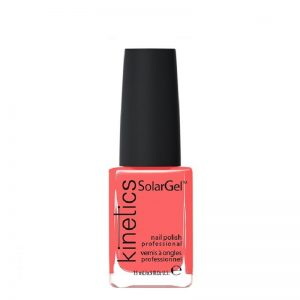 Hibridinis nagų lakas Kinetics Freedom Solar Gel Polish #352 First Time Caviar 15ml