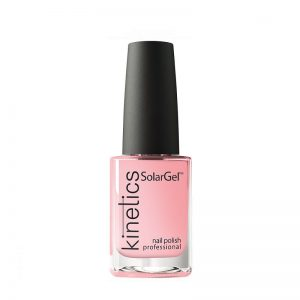 Hibridinis nagų lakas Kinetics Freedom Solar Gel Polish #398 Play Me Pink 15ml