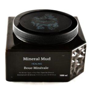 Mineralinis purvas - kaukė plaukams Saphira 1000ml