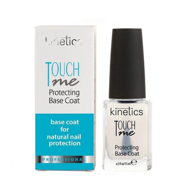 Nagų lako pagrindas Kinetics Touch Me Protecting Base