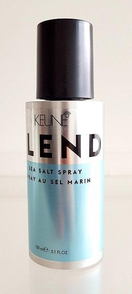 Purškiama jūros druska plaukams Keune Blend 150ml