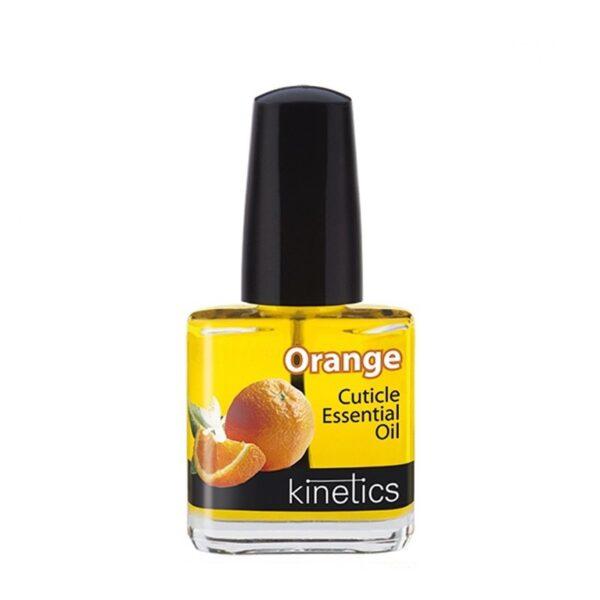 Nagų odelių aliejus su apelsinų ekstraktu Kinetics Cuticle Oil Orange 5ml