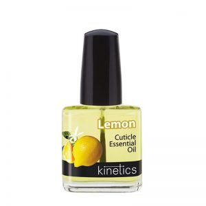 Nagų odelių aliejus su citrinų ekstraktu Kinetics Cuticle Oil Lemon 5ml