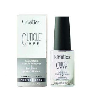 Nagų odelių šalinimo priemonė Kinetics Cuticle Remover 15ml