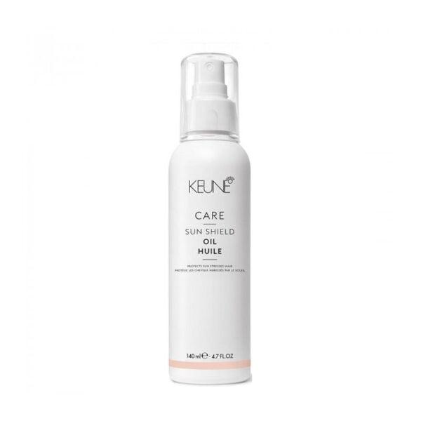 Purškiamas aliejus plaukams su UV apsauga Keune Care Sun Shield 140ml