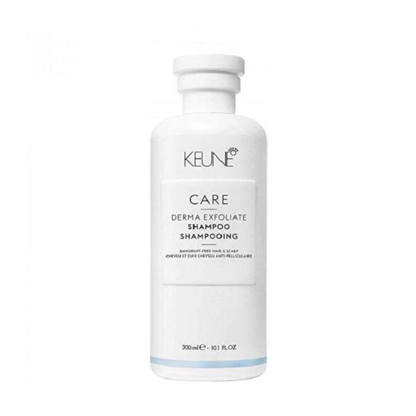 Šampūnas nuo pleiskanų Keune Care Derma Exfoliate 300ml