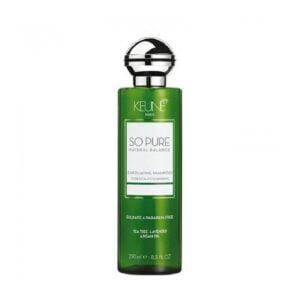 Šampūnas nuo pleiskanų Keune So Pure Exfoliating 250ml