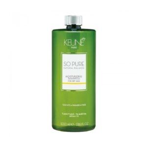Šampūnas drėkinantis plaukus Keune So Pure Moisturizing 1L