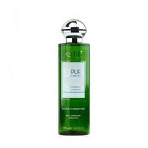 Šampūnas riebiems ir silpniems plaukams Keune So Pure Cooling 250ml