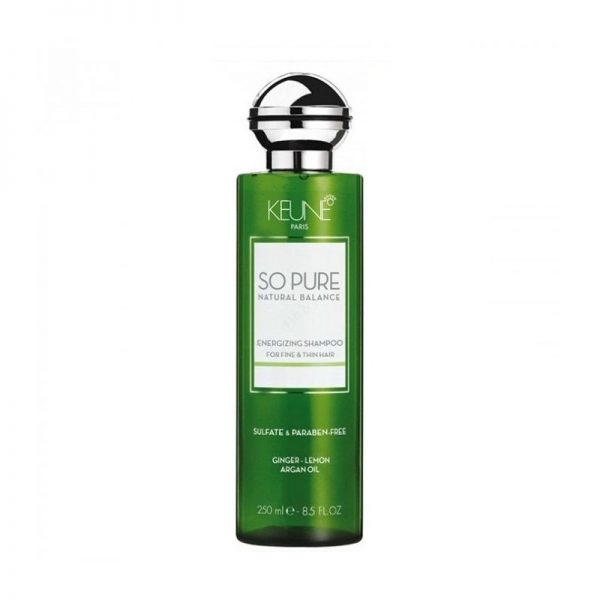 Šampūnas skatinantis plaukų augimą Keune So Pure 250ml