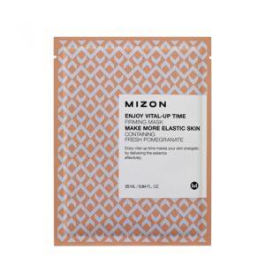Stangrinanti lakštinė veido kaukė Mizon Enjoy Vital-Up Time Firming 1 vnt.