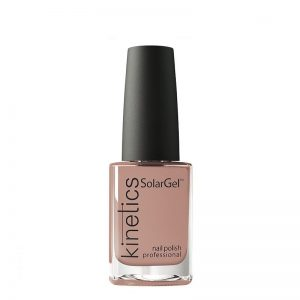 Hibridinis nagų lakas Kinetics Freedom Solar Gel Polish #392 Nude Different 15ml