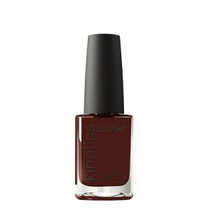 Hibridinis nagų lakas Kinetics Freedom Solar Gel Polish #410 Alluring Brown 15ml