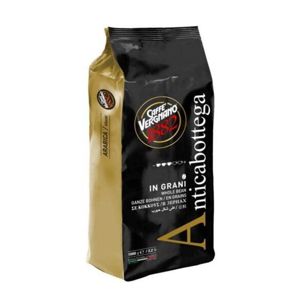 Kavos pupelės Vergnano Antica Bottega 1 kg arabica
