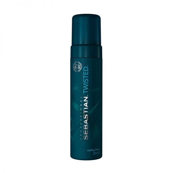 Putos garbanotiems plaukams Sebastian Twisted 200ml