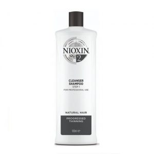 Šampūnas slenkantiems plaukams Nioxin nr.2 1000ml NATŪRALIEMS - STIPRIAI RETĖJANTIEMS