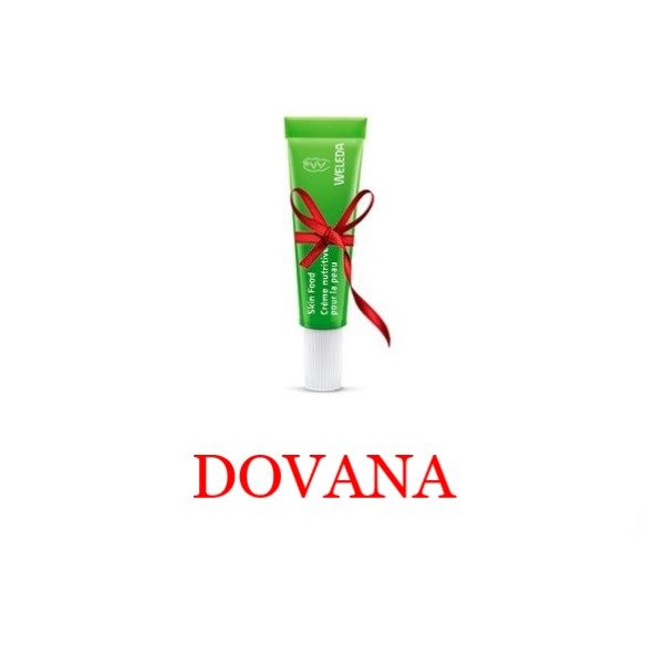 weleda skin food travel dovana